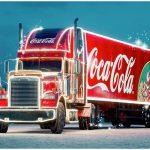 Coca-Cola Weihnachtstruck 2014