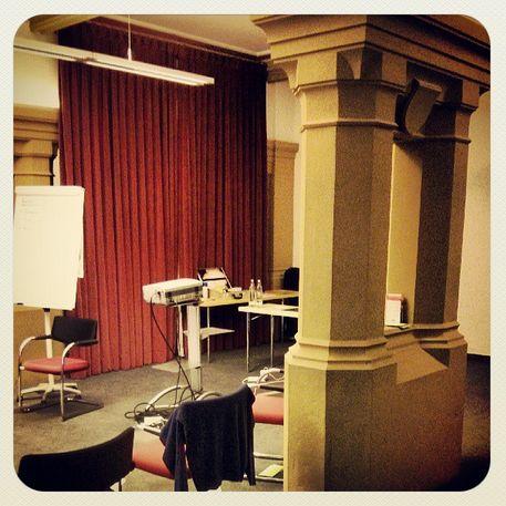 Collegium Leoninum Bonn Kapitelsaal Seminar Tagungshotel