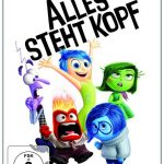 Cover Alles steht Kopf Disney Pixar DVD