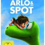 Cover Arlo & Spot Blu-ray DVD
