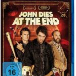 Cover Blu-ray Review Horror John Dies at the End Amazon