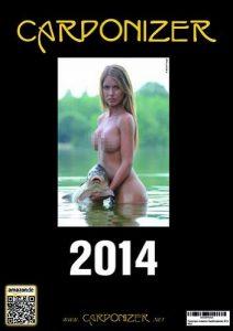 Cover Carponizer erotischer Karpfenkalender 2014 Amazon