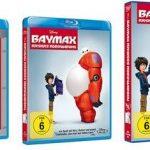 Cover DVD Blu-ray BAYMAX – RIESIGES ROBOWABOHU