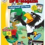 Cover Das offizielle DFB-Magazin für Kids Fußballspaß mit Paule
