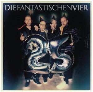 Cover Download MP3 Die Fantastischen Vier 25 Jubiläum