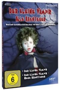Cover Film-Review Der kleine Vampir - alle Abenteuer