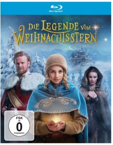 Cover Film-Review Die Legende vom Weihnachtsstern Blu-ray
