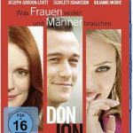 Cover Film-Review Don Jon Blu-ray