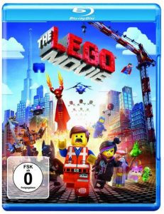 Cover Film-Review The LEGO Movie Blu-ray