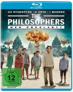 Cover Film-Review The Philosophers Blu-ray