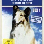Cover Filmreview DVD Lassie - Box 1