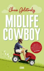 Cover Midlife-Cowboy Chris Geletneky