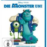 Cover Produkttest Rezension Pixar Die Monster Uni