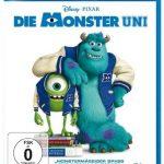 Cover Produkttest Rezension Pixar Die Monster Uni