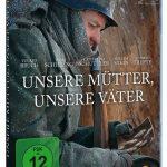Cover Produkttest Rezension Unsere Mütter, unsere Väter Blu-Ray
