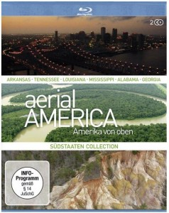 Cover Review Aerial America Amerika von oben Südstaaten Collection