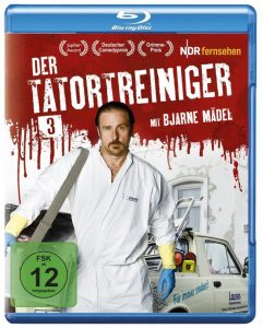 Cover Review Der Tatortreiniger 3 (Folge 10-13) Blu-ray