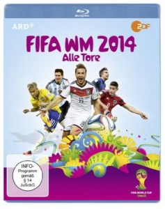 Cover Review FIFA WM 2014 - Alle Tore