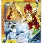 Cover Review Lego Legends of Chima - DVD 7