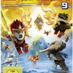 Cover Review Lego Legends of Chima DVD 9