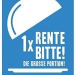 Cover Rezension 1 x Rente bitte! Die große Portion! Sebastian Tonn