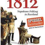 Cover Rezension 1812 Napoleons Feldzug in Russland Adam Zamoyski