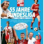 Cover Rezension 55 Jahre Bundesliga 1963 - 2018 Matthias Brügelmann