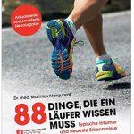 Cover Rezension 88 Dinge, die ein Läufer wissen muss Matthias Marquardt