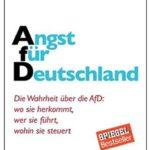 Cover Rezension Angst für Deutschland Die Wahrheit über die AfD Melanie Amann