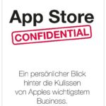 Cover Rezension App Store Confidential Tom Sadowski