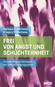 Cover Rezension Beltz Frei von Angst und Schüchternheit Markaway
