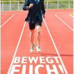 Cover Rezension Bewegt euch! Die Glücks-Philosophie des Achim Achilles Hajo Schumacher