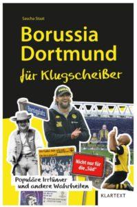 Cover Rezension Borussia Dortmund für Klugscheißer Sascha Staat
