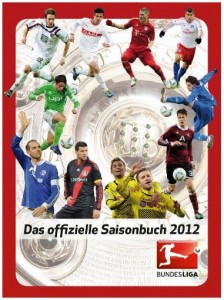 Cover Rezension Bundesliga Das offizielle Saisonbuch 2012