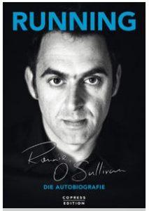 Cover Rezension Copress Sport Verlag Running O'Sullivan Ronnie
