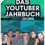 Cover Rezension Das YouTuber Jahrbuch powered by StarsTube