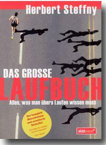 Cover Rezension Das große Laufbuch Herbert Steffny