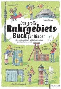 Cover Rezension Das große Ruhrgebiets-Buch für Kinder Claas Janssen