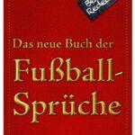 Cover Rezension Das neue Buch der Fußballsprüche Ben Redelings