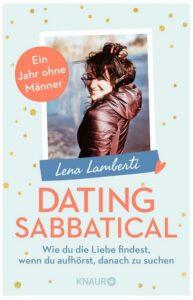 Cover Rezension Dating Sabbatical Lena Lamberti