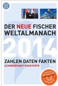 Cover Rezension Der neue Fischer Weltalmanach 2014 Zahlen Daten Fakten Amazon