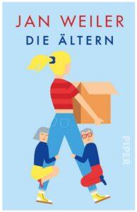 Cover Rezension Die Ältern Jan Weiler Till Hafenbrak