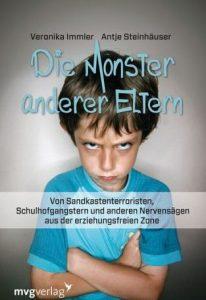 Cover Rezension Die Monster anderer Eltern Veronika Immler Antje Steinhäuser