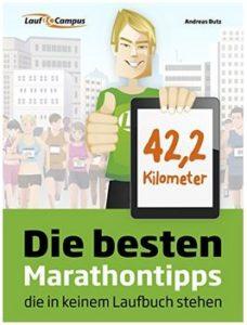 Cover Rezension Die besten Marathontipps Andreas Butz