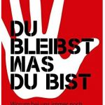 Cover Rezension Du bleibst, was du bist Marco Maurer