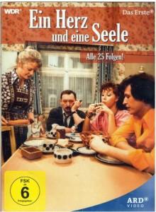Cover Rezension Ein Herz und eine Seele - Alle 25 Folgen! Neuauflage 7 DVD
