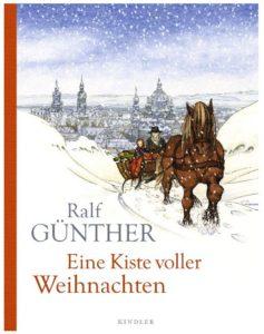 Cover Rezension Eine Kiste voller Weihnachten Ralf Günther