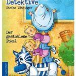 Cover Rezension Ennatz und die Detektive Stefan Vöhringer