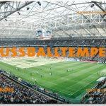 Cover Rezension Fußballtempel Reinaldo Coddou H. Spielmacher Verlag
