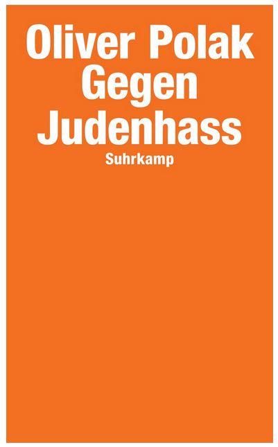 Cover Rezension Gegen Judenhass Oliver Polak